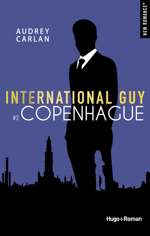 International guy ; Copenhague