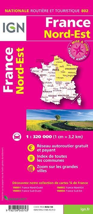 1M802 ; France Nord-Est