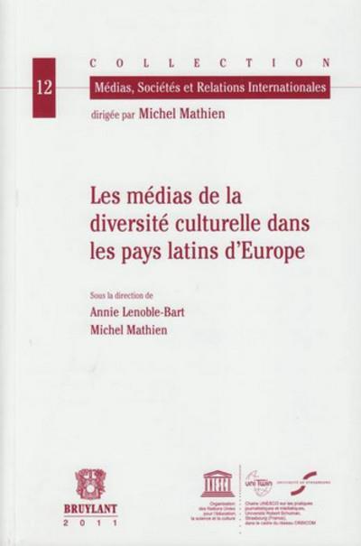 Les médias de la diversité culturelle dans les pays latins d'Europe