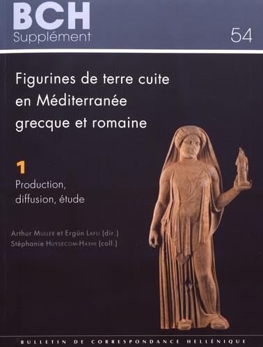 Figurines de terre cuite en Méditerranée grecque et romaine ; actes du Colloque international Colloquia Anatolica et Aegea Antiqua I Izmir, 2 – 6 juin 2007