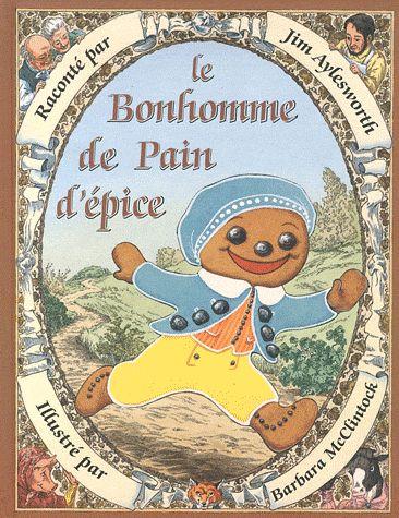 LE BONHOMME DE PAIN D'EPICE