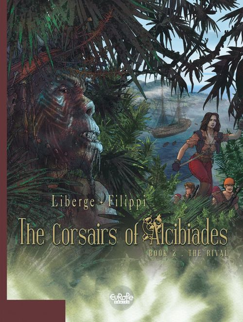 The Corsairs of Alcibiades - Volume 2 - The Rival