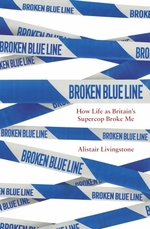 Broken Blue Line  - Alistair Livingstone