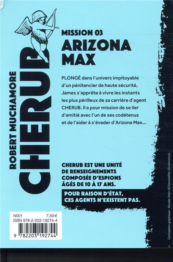 Cherub mission t.3 ; Arizona Max