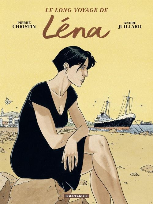 Le Long voyage de Léna - Tome 1 (Edition 2020)