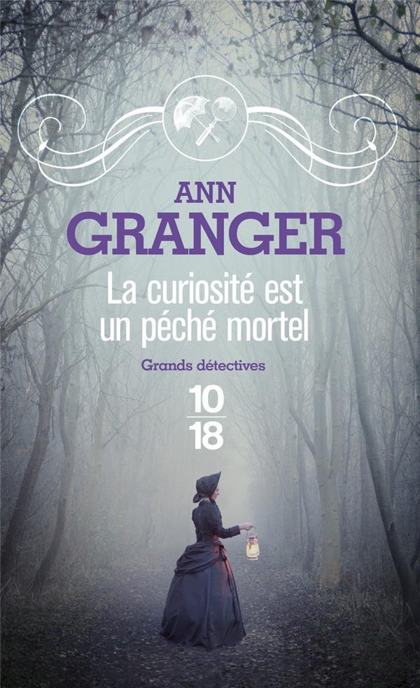 Granger Ann - LA CURIOSITE EST UN PECHE MORTEL - VOL02