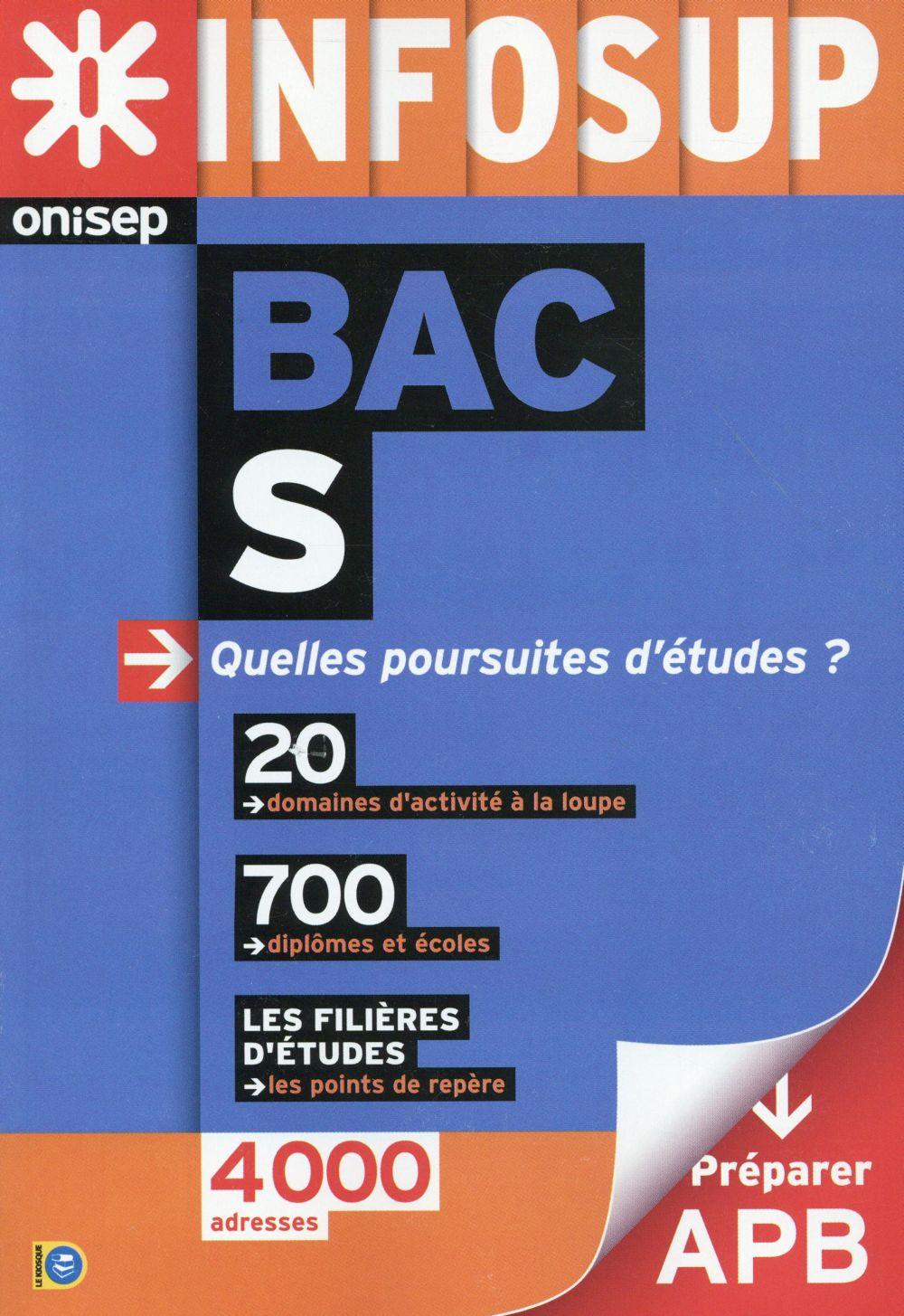 Apres Le Bac S