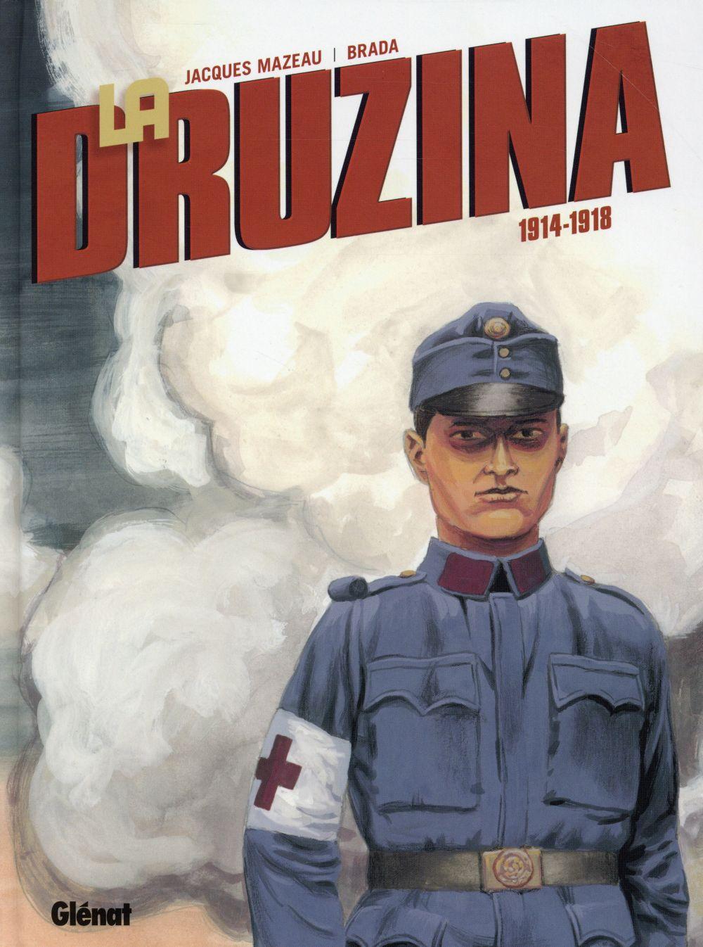 la druzina t.1 ; le serment de Prague