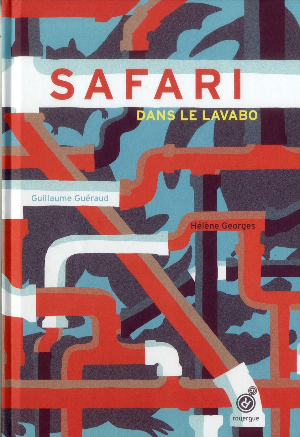 Safari dans le lavabo