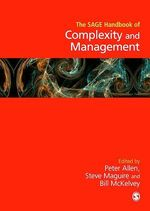 Vente Livre Numérique : The SAGE Handbook of Complexity and Management  - Peter Allen - Bill Mckelvey - Steve Maguire