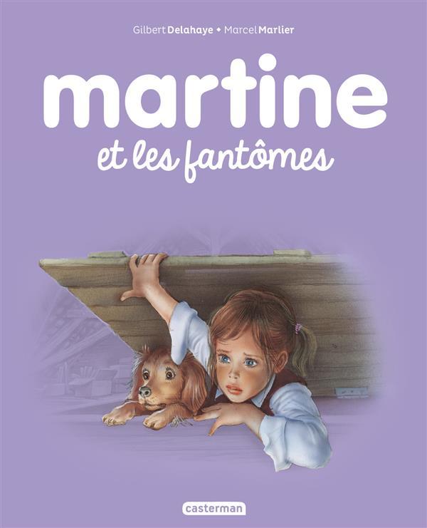 Martine t.55 ; Martine et les fantômes