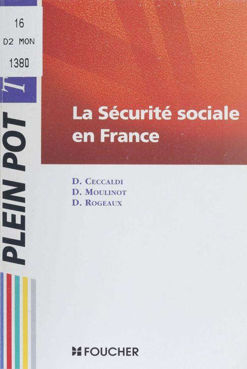 La securite sociale en france