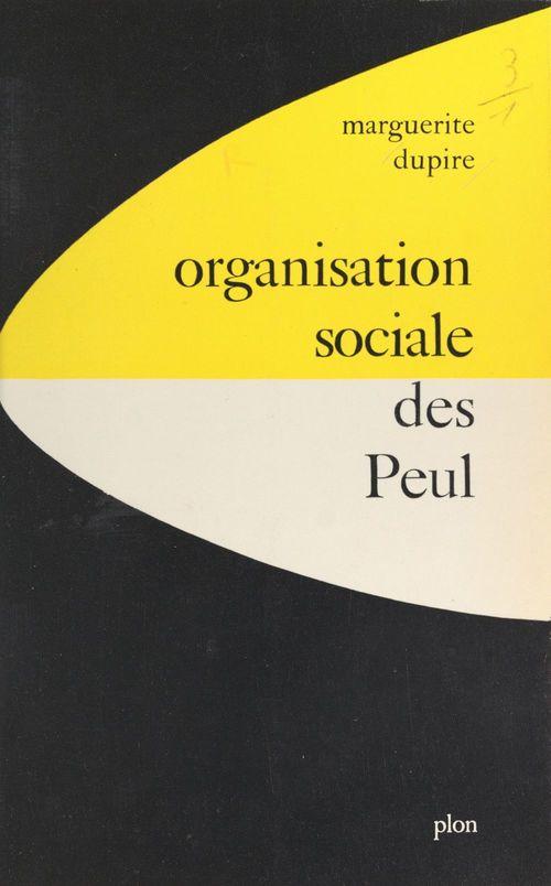 Organisation sociale des Peul