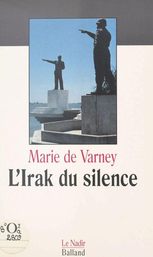 L'irak du silence