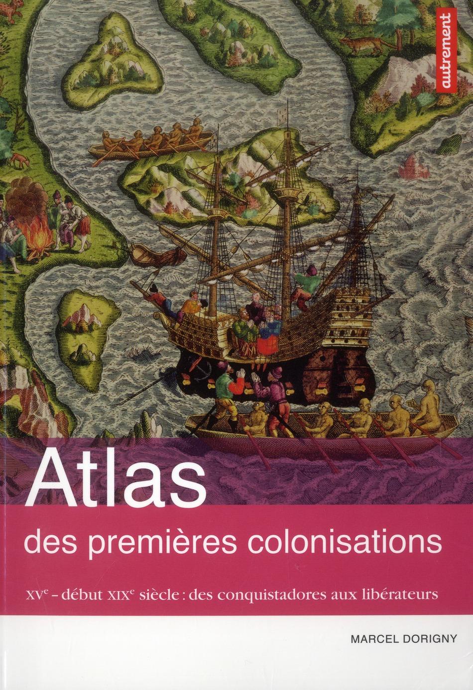 Atlas des premieres colonisations