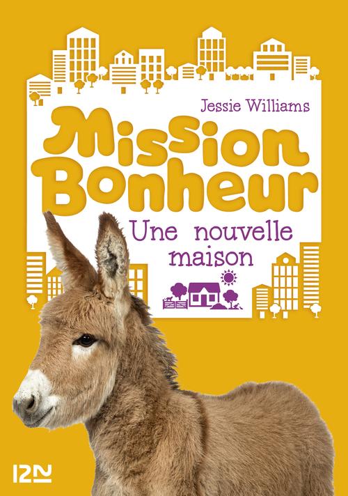 Mission bonheur T.6 ; sauvetage