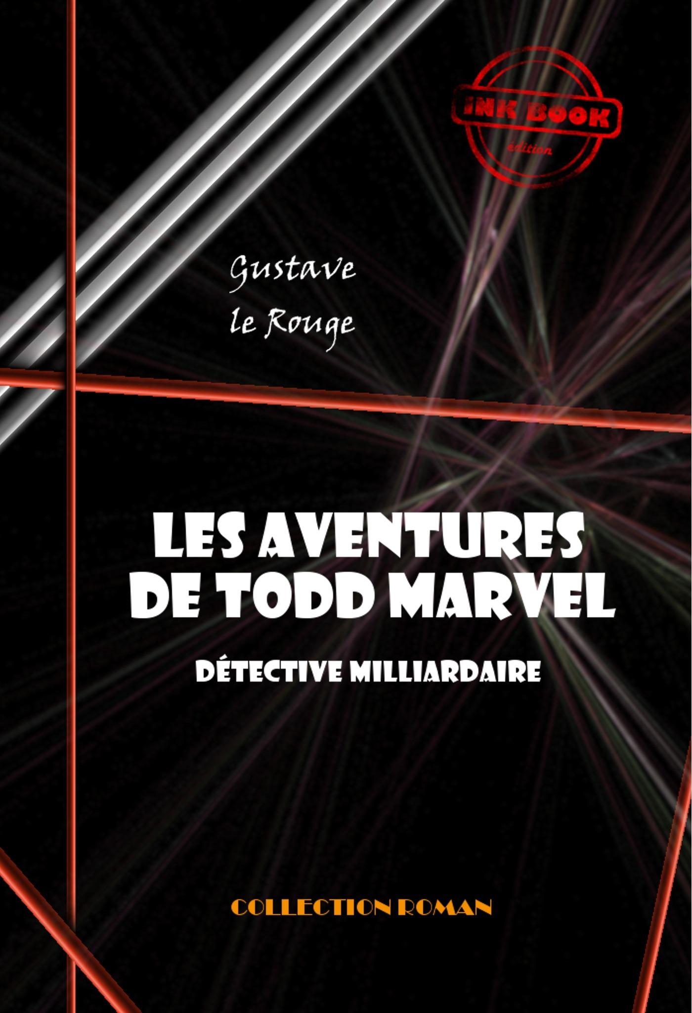 Les aventures de Todd Marvel, détective milliardaire (20 épisodes)