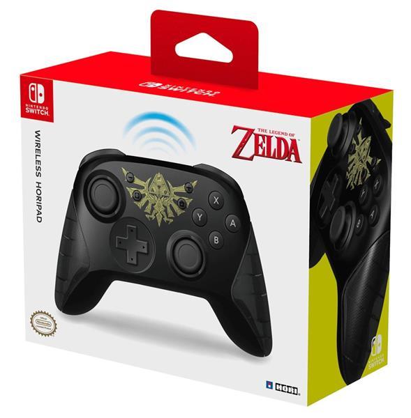 Zelda manette sans-fil c-connect