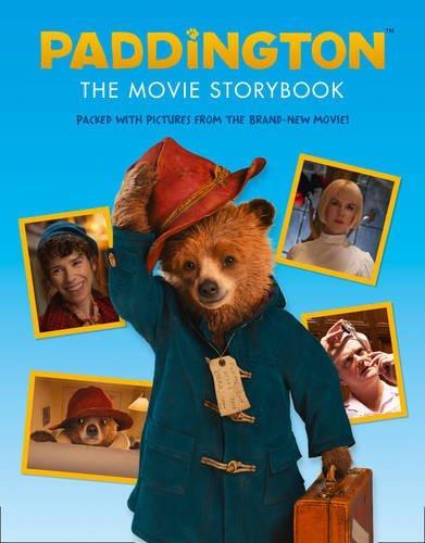 PADDINGTON THE MOVIE STORYBOOK - PADDINGTON MOVIE