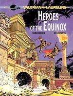 Vente Livre Numérique : Valerian & Laureline - Volume 8 - Heroes of the Equinox  - Pierre Christin