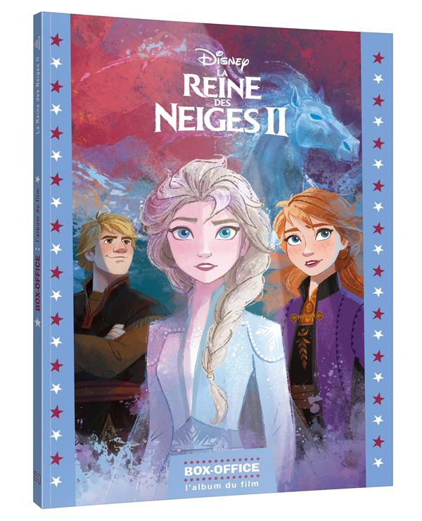 La Reine des Neiges 2 ; l'album du film ; box-office