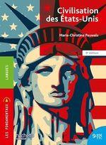 Vente EBooks : Fondamentaux - Civilisation des États-Unis en synthèse (9e édition)  - Marie-Christine Pauwells-Bourel