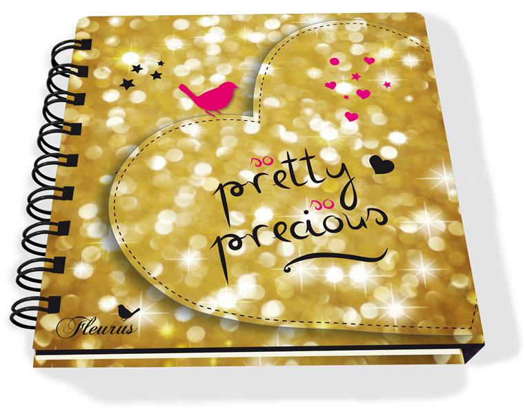 So Pretty, So Precious ; Le Notebook Du Dico Des Filles
