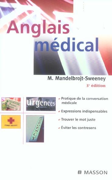 Anglais Medical