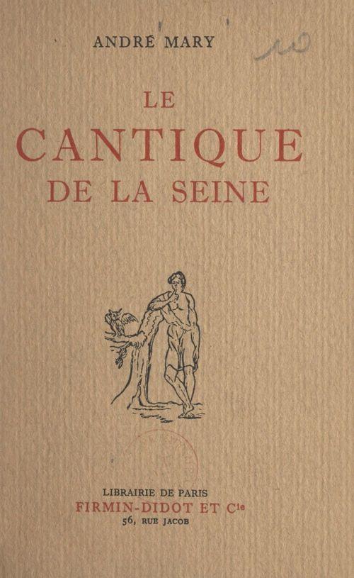 Le cantique de la Seine