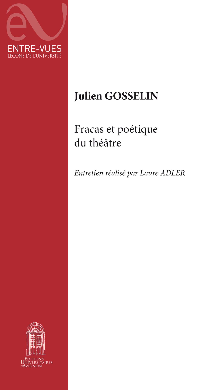 Fracas et poetique du theatre