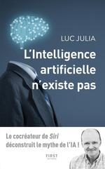 Vente EBooks : L'intelligence artificielle n'existe pas  - Luc JULIA