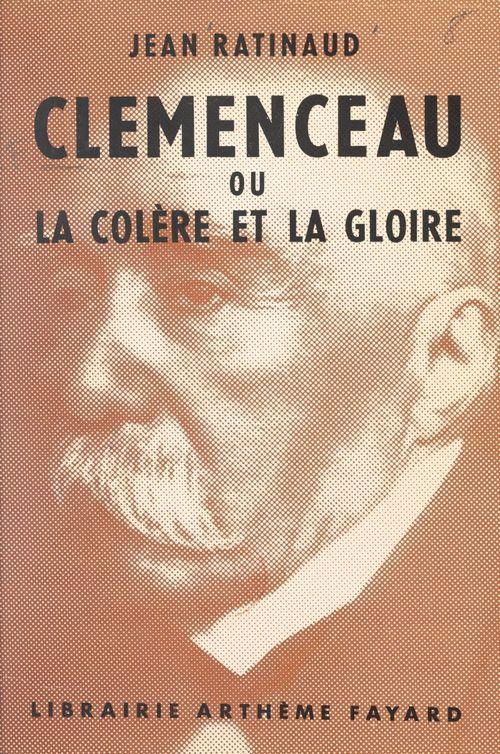 Clemenceau  - Jean Ratinaud