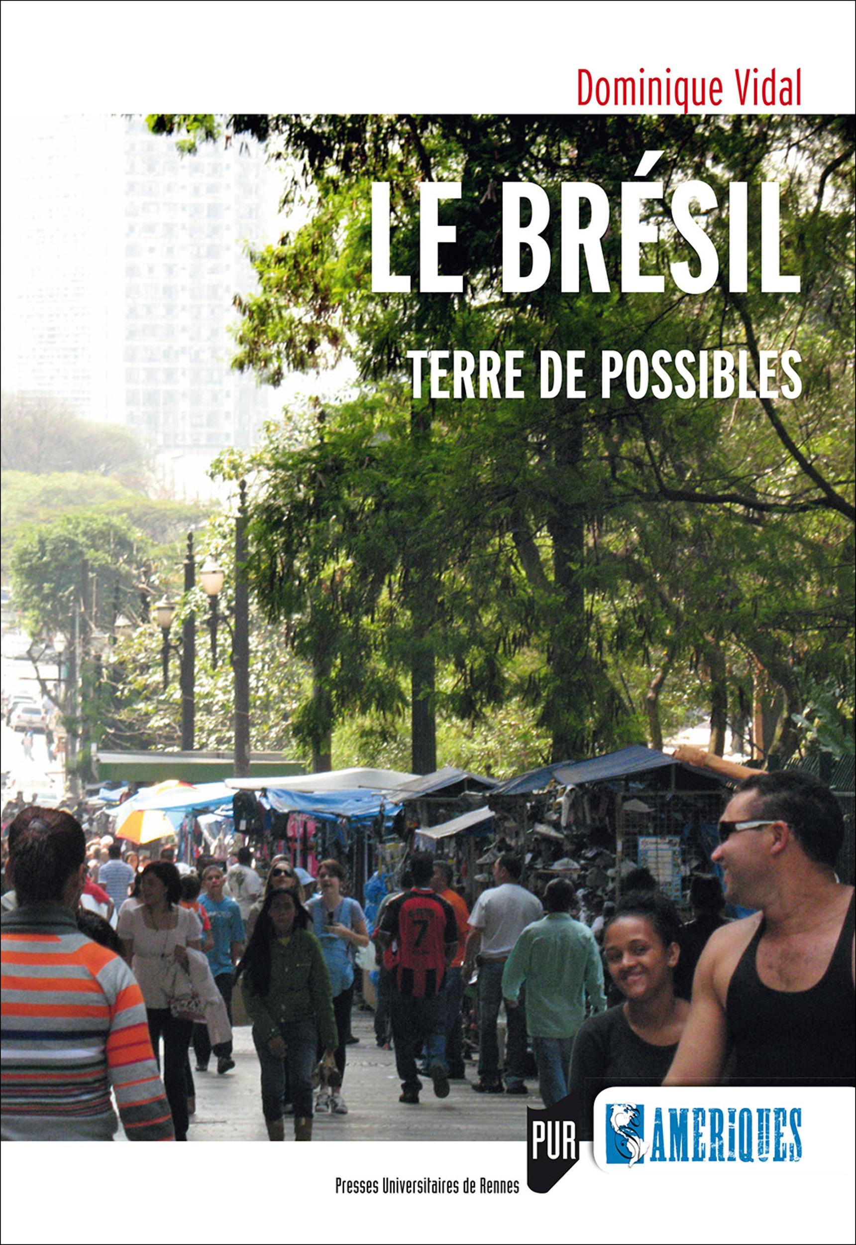 Le Brésil ; terre de possibles