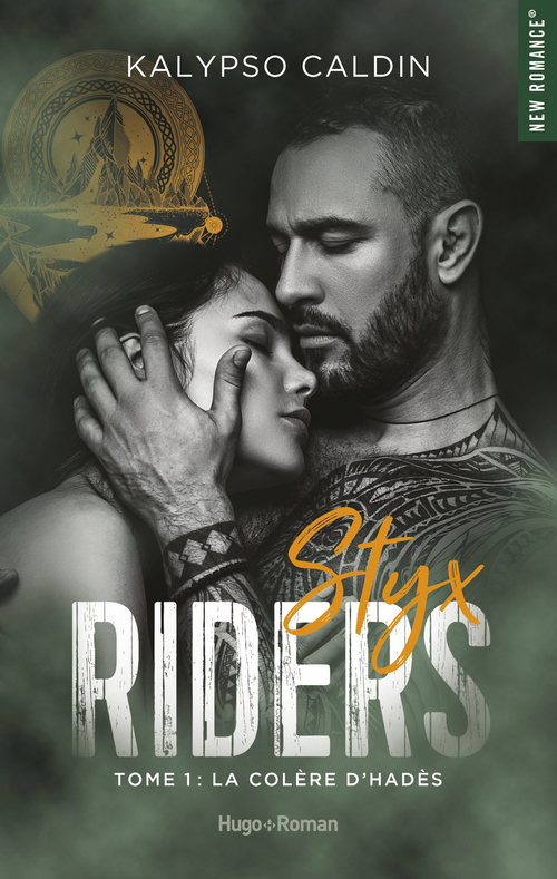 styx riders t.1 ; la colère d'Hadès