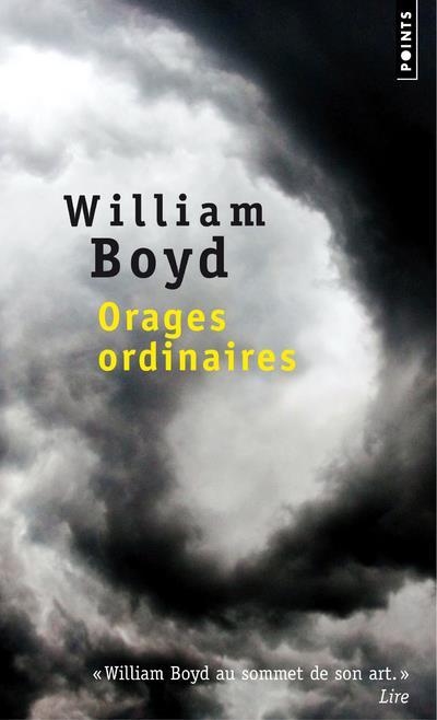 orages ordinaires