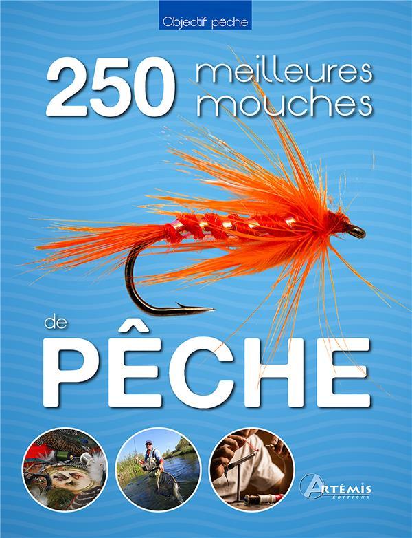250 meilleures mouches de pêche