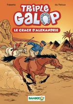 Vente Livre Numérique : Triple Galop Bamboo Poche T02  - Christine Frasseto - Benoît du Peloux