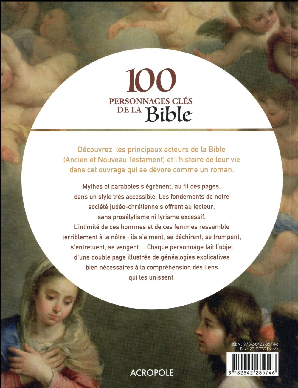 100 personnages clés de la Bible