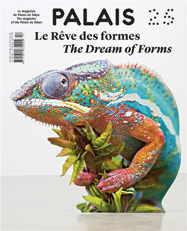 PALAIS n.25 ; le rêve des formes