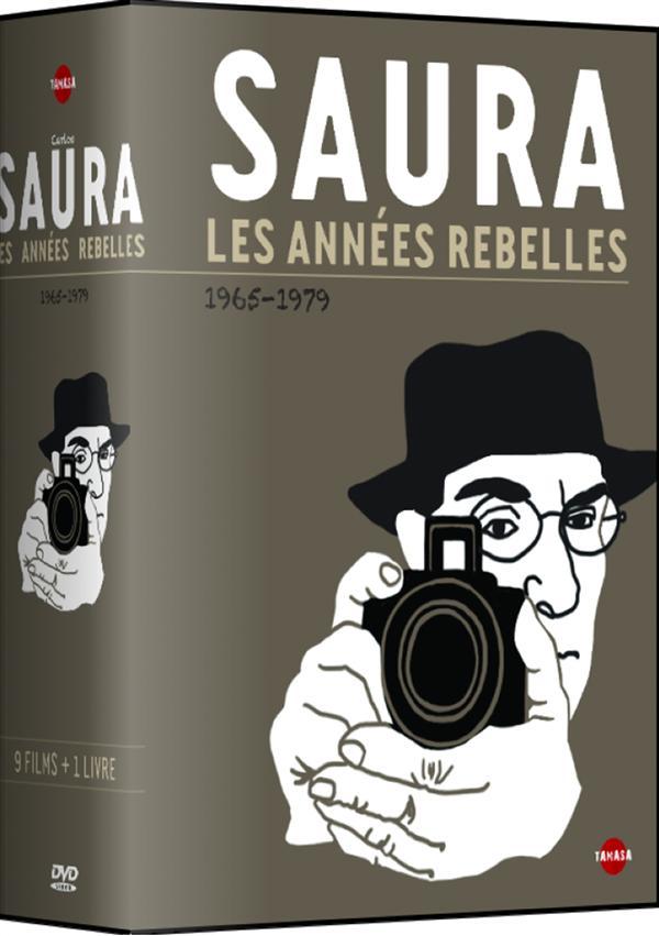 Carlos Saura : Les années rebelles 1965-1979