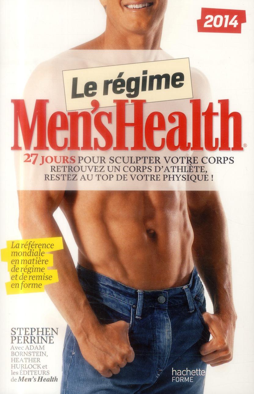 Le régime Men's Health ; 27 jours pour sculpter votre corps