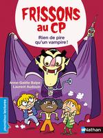 Vente EBooks : Frissons au CP - Le vampire - Niveau 3 - Dès 6 ans  - Anne-Gaëlle Balpe