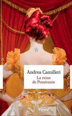 Vente Livre Numérique : La reine de Poméranie  - Andrea Camilleri