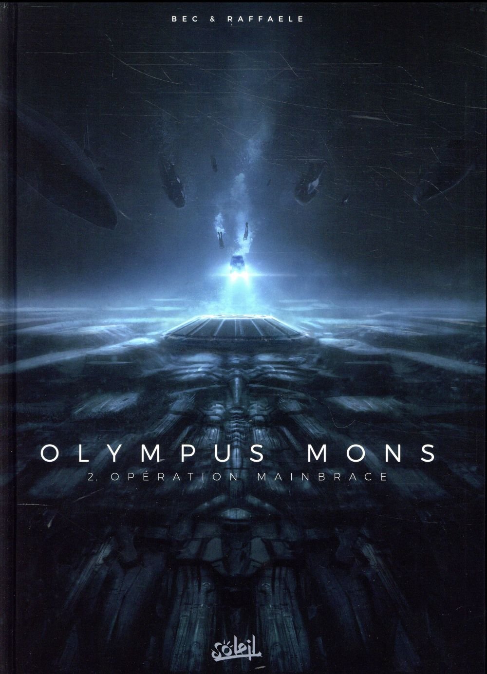 OLYMPUS MONS T.2  -  OPERATION MAINBRACE Bec Christophe