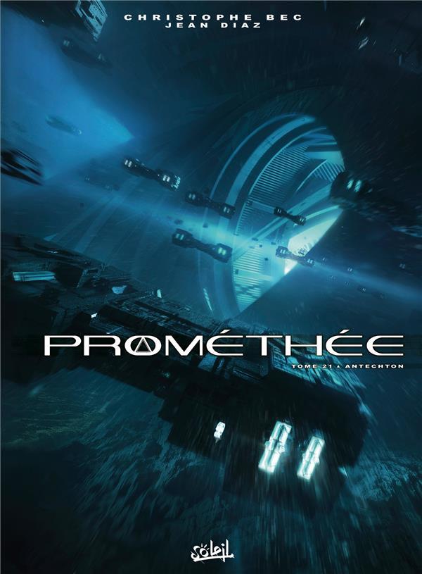 Prométhée T.21 ; Antechton