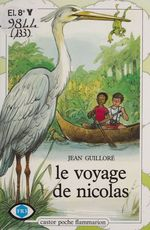 Vente Livre Numérique : Le Voyage de Nicolas  - Jean Guilloré