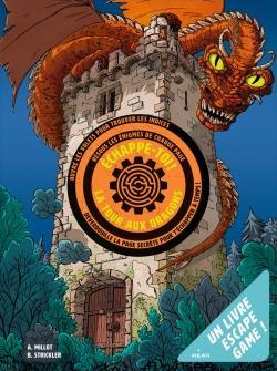 échappe-toi de la tour aux dragons