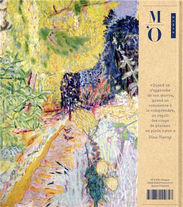 Pierre Bonnard ; peindre l'Arcadie (édition 2019)