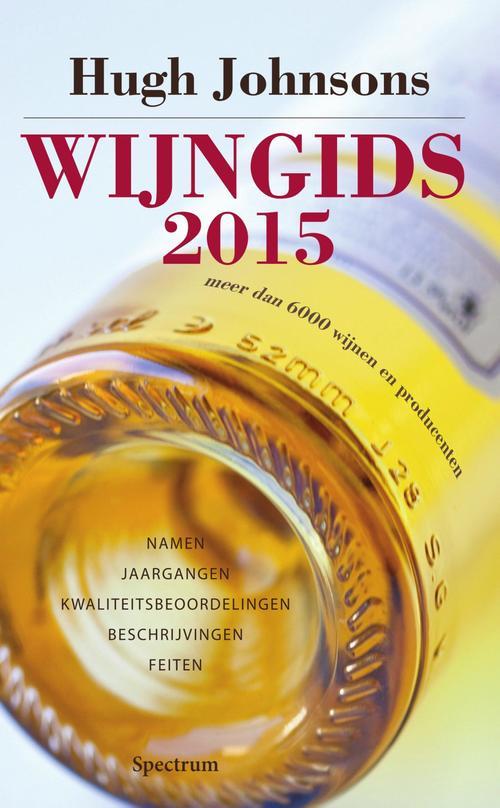 Hugh Johnsons wijngids - 2015