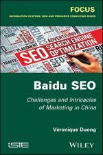 Vente Livre Numérique : Baidu SEO  - Véronique Duong